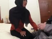شاب هيجانه مع عربية متناكه ولبوة